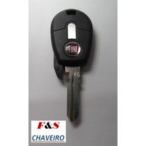 Chave Fiat Palio, Siena, Strada E Uno Com Entrada Para Chip