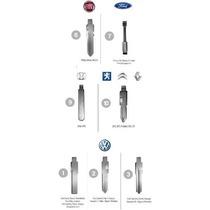 Lamina Para Chave Canivete Gm Volks Fiat Peugeot Ford Honda