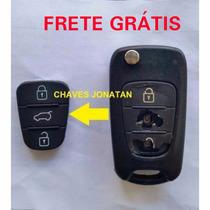 Capa Chave Canivete Hyundai I30,vera Cruz,azera Frete Grátis