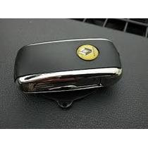 Chave Canivete Clio Sandero Logan Com Alarme Positron 300
