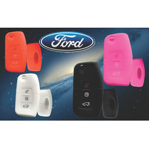 Silicone Chave Canivete Ford Focus Fiesta New Fiestaeco Etc