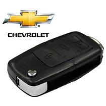 Chave Canivete C/circuito Gm/chevrolet Zafira