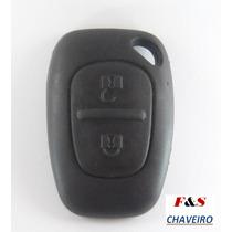 Capa De Chave Do Telecomando Renault Clio Novo E Master.