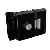 Fechadura Elétrica 12v Para Portas De Madeira Fe-pm - Agl