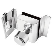 Fechadura Elétrica Porta De Vidro Agl + Acionador + Controle