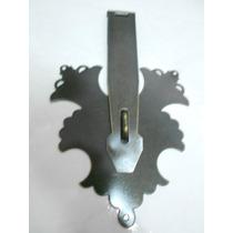 Tranca/porta Cadeado Rústico Para Baú Ref 360/15