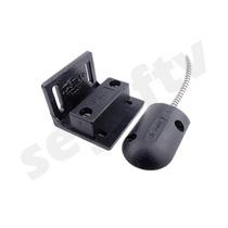 Sensor Mini Magnetico Para Porta De Aço Preto - Stilus