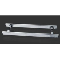 Puxadores Duplo 90 Cm -portas Pivotantes Madeira/vidro