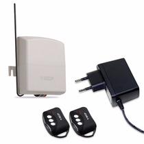 Kit Receptor + Controle Remoto Ecp + Fonte 12v