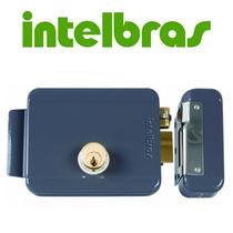 Fechadura Intelbras Ffx 1000 Eletrica 12v Portão Eletronico