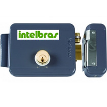 Fechadura Intelbras Ffx 1000 Eletrica 12v P Portão Interfone