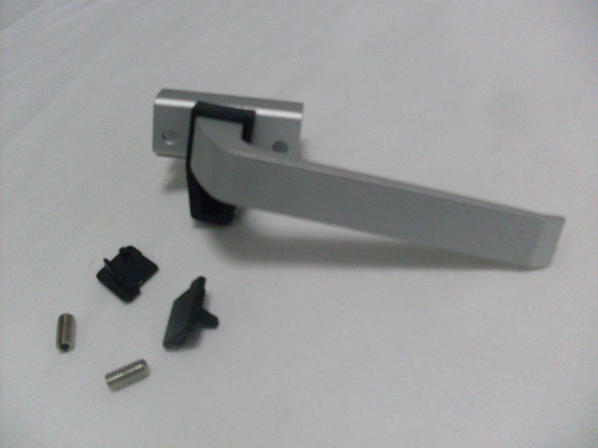 #525B59 Fecho Para Janela Max ar De Alumínio Mp Fosco R$ 25 00 no  1728 Janela De Aluminio No Es