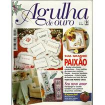 536 Rvt- 1997 Revista Agulha De Ouro Jun 11 Bordar Handanger