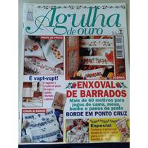 Revista Agulha De Ouro - Nº 27 - Enxoval De Barrados