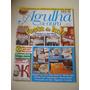 Revista Agulha De Ouro N°89 Crochê Ponto Cruz Handanger