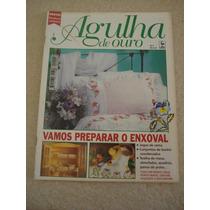 Revista Agulha De Ouro Enxoval Cama Mesa Banho
