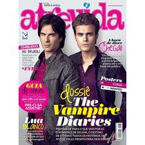 Revista Atrevida Vampire Diaries! = Lacrada Ian Somerhalder!
