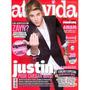Revista Atrevida 250 Justin Bieber Junho 2015 Poster 1d Luan