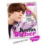 Livro Atrevida Justin Bieber = C 82 Fotos Novo E Lacrado!