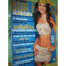 Revista Boa Forma Sandy 2003 Ano 18 N°4