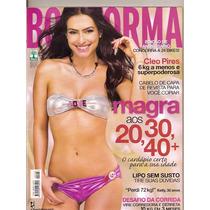 Revista Boa Forma - Cleo Pires