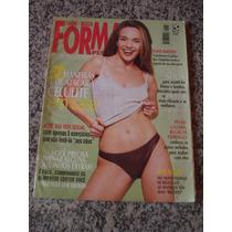 Revista Boa Forma Flávia Monteiro Xuxa Nº 68 Julho 1998