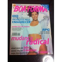 Revista Boa Forma Helena Ranaldi Attiz Gata Musa Da Tv Globo