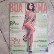 Revista Boa Forma Giovanna Antonelli Ensaio Maio 2012 N305