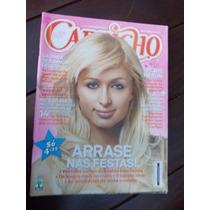 Capricho - Paris Hilton/ Arrase Nas Festas!/ Especial Vestib