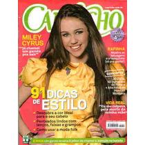 Capricho 1042 * Miley Cyrus * Natalie Portman * Di Ferrero