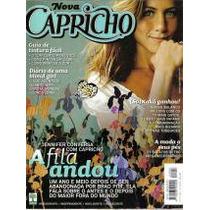 Capricho 996 * Aniston * Marjorie Estiano * Kaka
