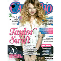 Capricho 1108 * Taylor Swift * Luan Santana * Lindsay