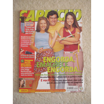 Revista Capricho N°829 Luciano Hulk Sandy Fernanda Sousa