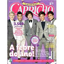 Capricho 1164 * 1d * Luan Santana * Demi Lovato