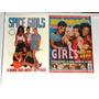 Spice Girls Livro Ilustrado+material Otimo Estado