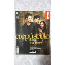Revista Contigo Edição Especial Saga Crepúsculo - Raro