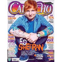 Revista Capricho 1209 Ed Sheeran = Abril 2015 Nova Lacrada!