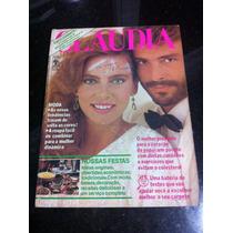 Revista Claudia Bruna Lombardi Xuxa Elizabeth Taylor Magda