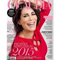 Gloria Pires-revista Claudia-ed.jan\2015-lacrada!