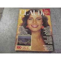 Revista Cláudia Janeiro De 1979 Edição Antiga