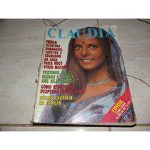 Revista Cláudia Maio De 1974 - Moda
