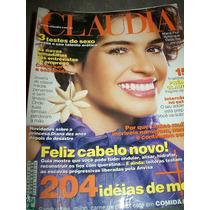 Revista Claudia - Varias Edições