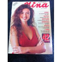 Revista Nina Luma De Oliveira Musa Da Decada Estrela Playboy