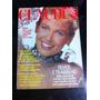 Revista Claudia Xuxa Marcella Prado Modelo Dulloren Osmar P