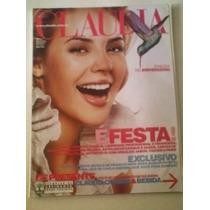 Revista Antiga Cláudia Nº 10 Ano 2006 Capa Paola Oliveira