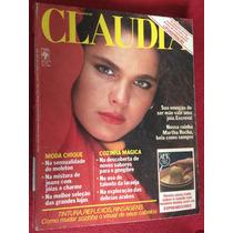Revista Claudia 83 Marta Rocha Moda Receitas Cadernos