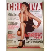 Revista Criativa Antiga Edição 218 Ano De 2007 Juliana Paes