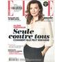 Revista Elle Francêsa Junho 2012 Valérie Trierweiler Moda.