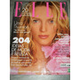 Revista Elle Brasil - Uma Thurman, Russel Crowe - 05/2002