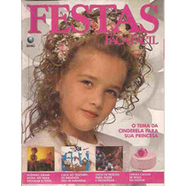 Festas Faça Fácil Cinderela Para Sua Princesa Com Moldes